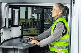 Měřicí kabelové vozy a systémy